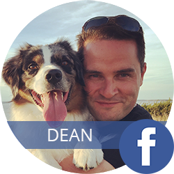 dean facebook link